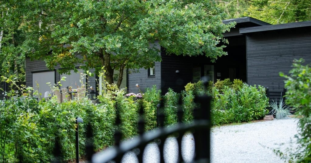 Green House træhuse og bjælkehuse